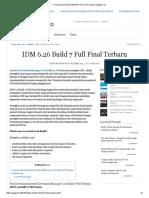 Free Download IDM 6.26 Build 7 Full Final Terbaru _ Bagas31