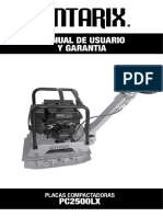 Manual Placa Compact Adora Pc 2500