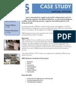 CBES Ltd. Case Study, Natural Kitchen