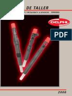 YDT440-Manual Inyector C. R.