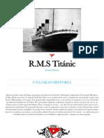 R.M.S Titánic