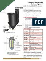 Fuel Gard Vf 21 Coalescer Separator
