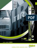 VALEO - Wiper blades for trucks 2010 - 2011.pdf
