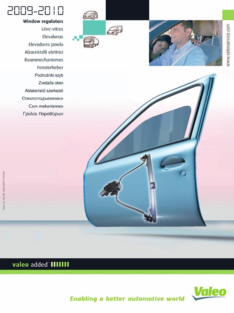 VALEO 850707 Fensterheber