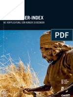 Welthunger-Index 2016