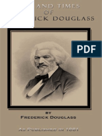 Life and Times of Frederick Douglass Sample