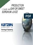 KATZEN - Bioetanol Process
