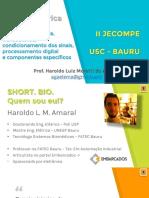 Medição de Energia - II JECOMPE - USC Bauru