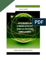 Manual Estandares Joint Commission 3ra Edicion Ene 2015