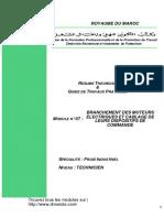 Module 06 Branchement Des Moteurs Electrique Et Cablage de Leurs