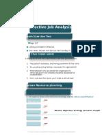 05 Effective Job Analysis Gov