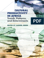 Agricultural Productivity in Africa