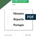 Memoires Repartie Partagees
