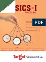 Maharashtra HSC Physics Paper 1
