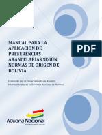 Manual Para La Aplicaciónde Preferencia Arancelarias