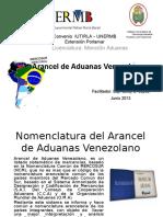 Arancel Venezolano Iutirla