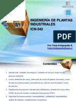 Apuntes de Curso Ingeniería de Plantas Industriales