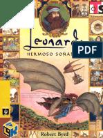 Leonardo, Hermoso Soñador - Robert Byrd.pdf