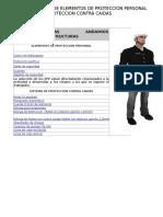 Andamios y Estructuras Epp