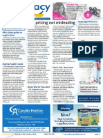 Pharmacy Daily for Tue 11 Oct 2016 - GSK pricing not misleading, SHPA AusDI, MIMS deal, PBA video guide to registration, Guild Update and much more