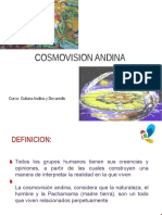 Cosmovision Andina 2015