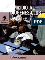 [LibroGame].Sherlock.holmes. .01. .Omicidio.al.Diogenes.club.[by.dirk06]