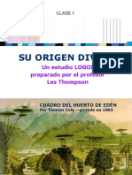 1.La FamiliaYSu Origen