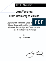 Jay Abraham - From Mediocrity to Millions.pdf
