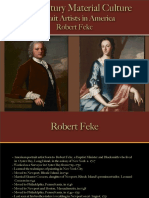 Portrait Artists - Feke