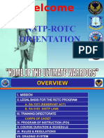 1. Rotc Xu Orientation