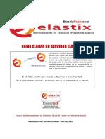 4. Como Clonar Un Servidor Elastix 2013
