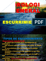 Hidrologia General Escurrimiento-1