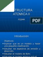 Bohr YTeoría Moderna Del Átomo2009