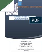 INVESTIGACIÓN DE ESTADÍSTICOS DE TENDENCIA CENTRAL, DISPERSIÓN Y DISTRIBUCIÓN