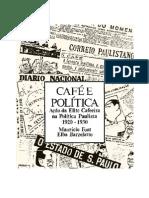 Cafe e Politica