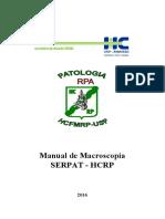 Manual de Macroscopia