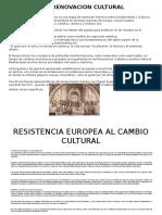 Renovacion Cultural 1