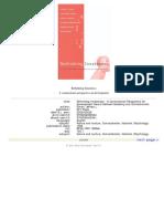 (Neural Network Modeling and Connectionism, X) Jeffrey L. Elman, Elizabeth a. Bates, Mark H. Johnson, Annette Karmiloff-Smith, Domenico Parisi, Kim Plunkett-Rethinking Innateness_ a Connectionist Pers