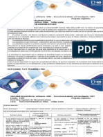 Guía de Actividades y Rúbrica de Evaluación Fase II - Electrodinámica y Ondas