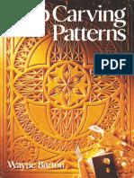 Chip Carving Patterns - Wayne Barton.pdf