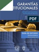 Garantias Constitucionales 4 Semestre