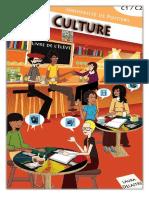 Café Culture - Livre de l'élève