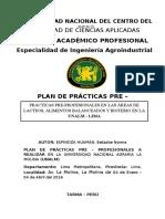 Plan de Practicaspreprofesionales