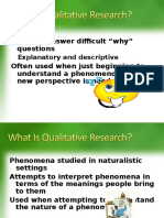 Module 4 Introduction to Qualitative Research Fall 13