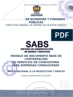 Dbc de Servicios de Consultoría Empresas Consultoras - Anpe