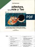 Arquitectura, Ciencia y Tao Copia