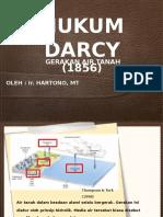 Hukum Darcy