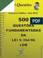 Exercício Lei 9.394.96