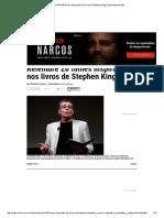 Relembre 20 Filmes Inspirados Nos Livros de Stephen King