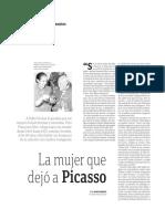 La Mujer de Picasso